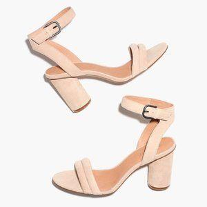 Madewell The Rosalie High-Heel Sandals Size 10